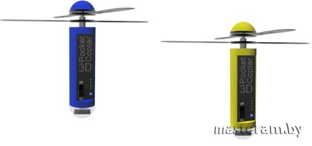 3D Pocketcopter